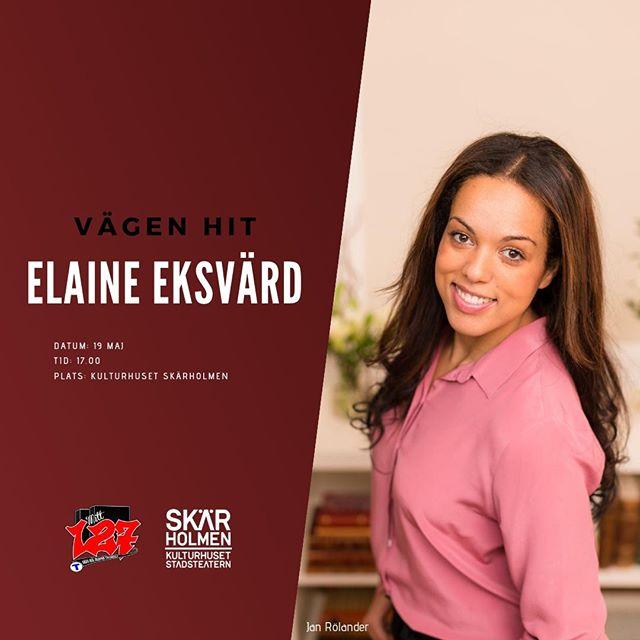 Elaine Eksvärd är författare till tre bästsäljande böcker om modern retorik och retorikexperten som är uppvuxen i Bredäng. Idag är Elaine flitigt anlitad som retorikkommentator i media, bland annat på Nyhetsmorgon. Den 19 maj har du möjlighet att lyssna på hennes väg hit.