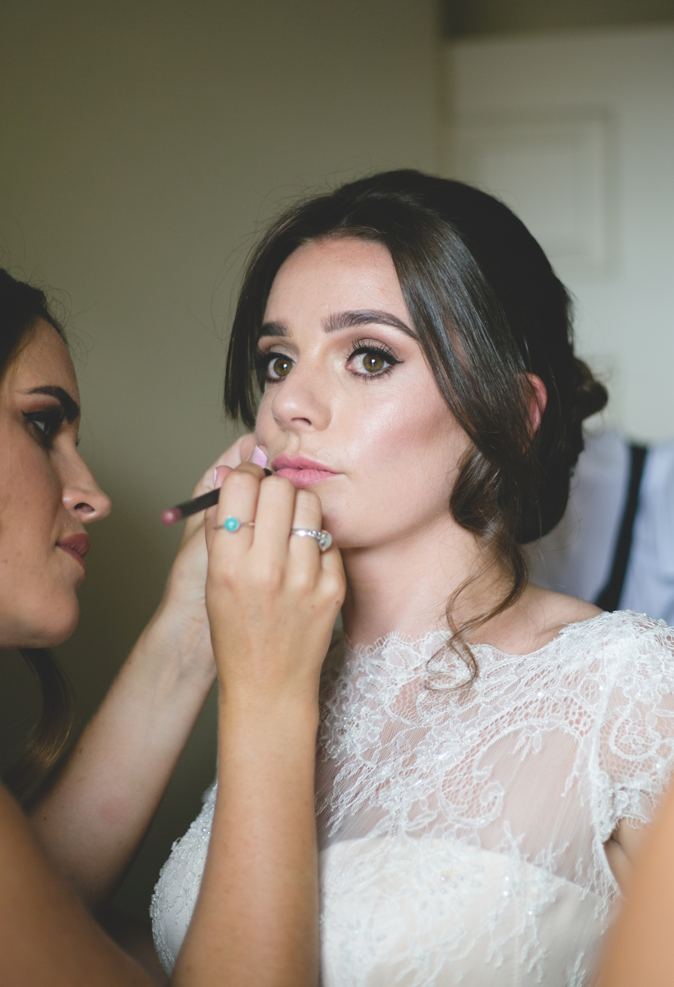 Weddings - Working close with you and your bridal party to create the look you desire for your special date