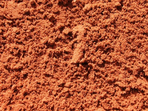 Red Building Sand - For Brick and Block Work