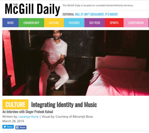 Integrating Identity and Music