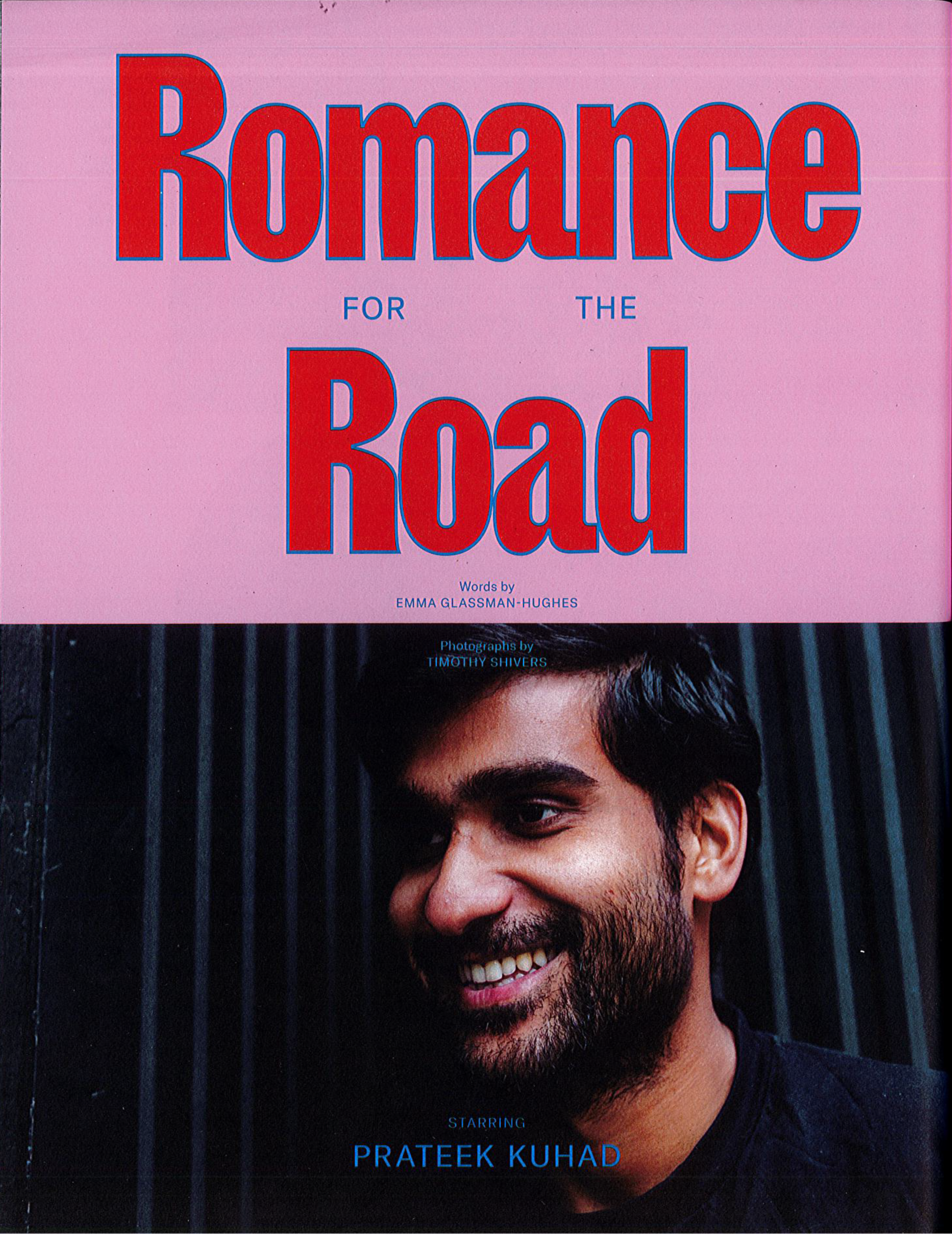 Romance For The Road