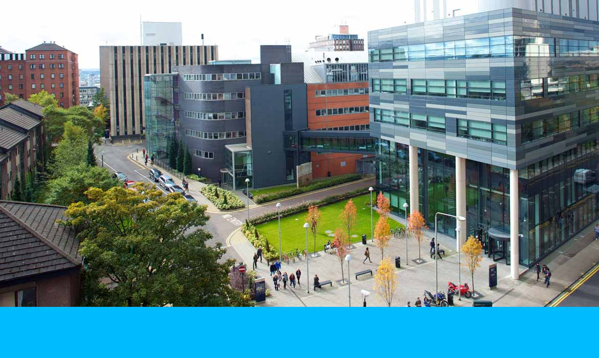 Welcome future University of Strathclyde students! -