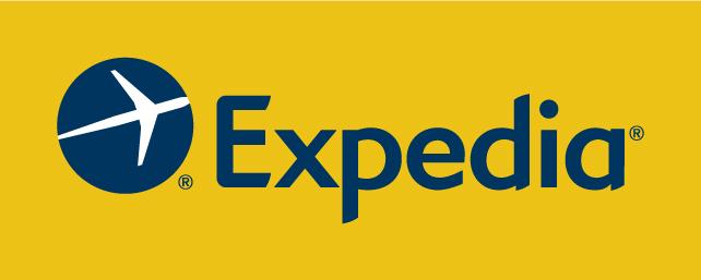 Book your rooms via expedia.com