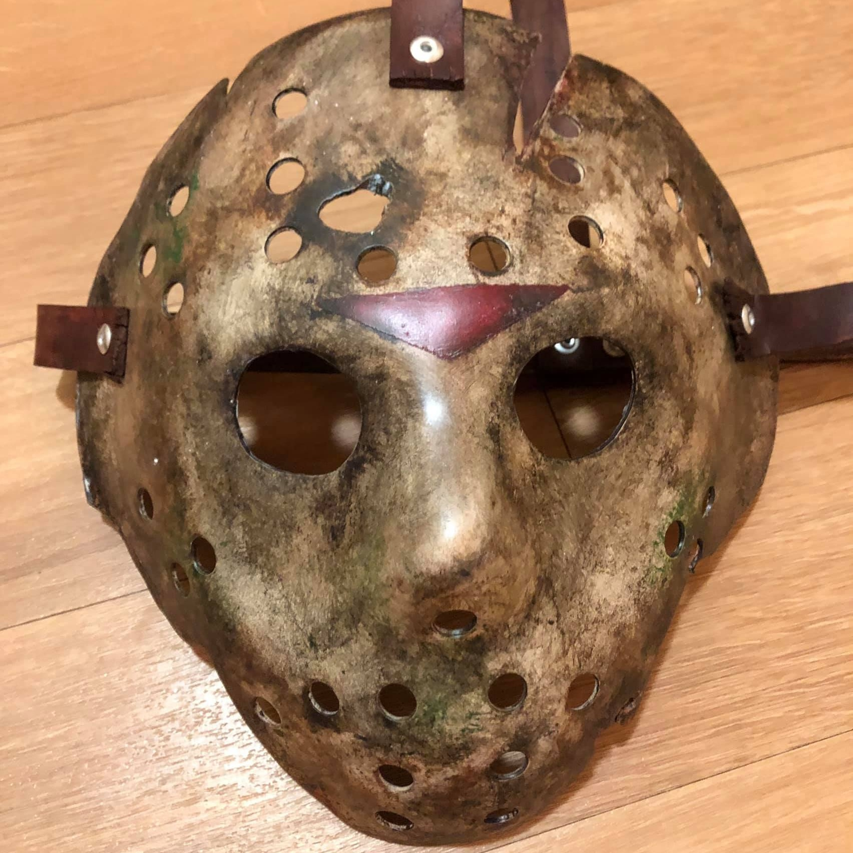 Friday the 13th Vengeance Hock