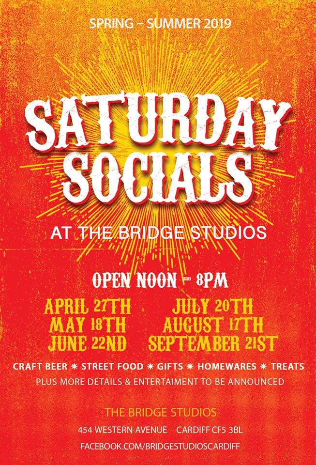 Bridge Studios Summer Socials