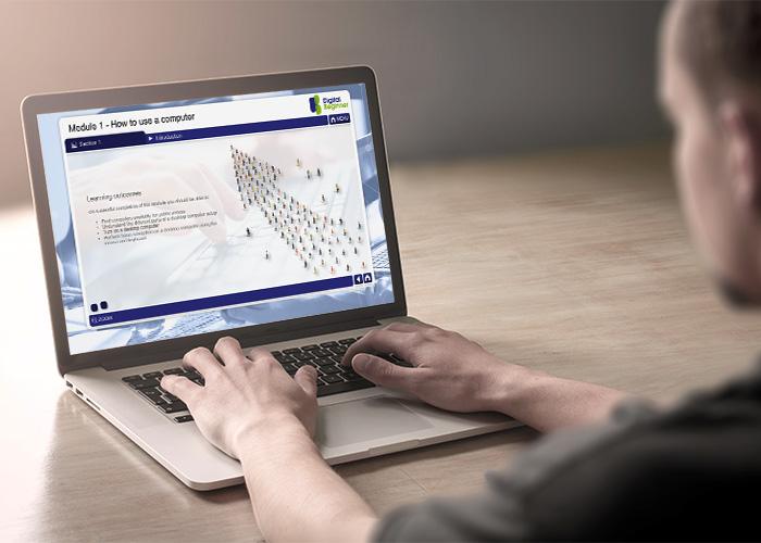 Digital Beginner - E-learning, Branding & Web Design