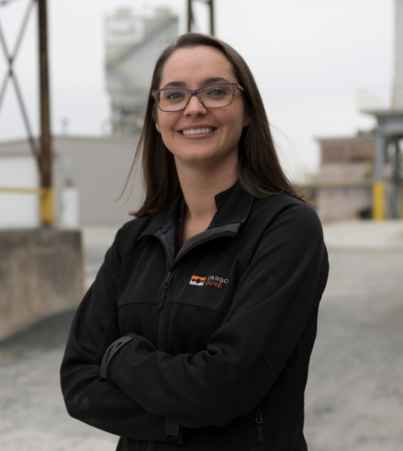 CarbonCure's XPRIZE team led by CarbonCure's Executive Vice President Jennifer Wagner, is the only female-led team remaining in the competition.