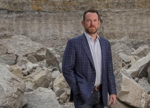 Breckenridge's CEO - Nathan McKean