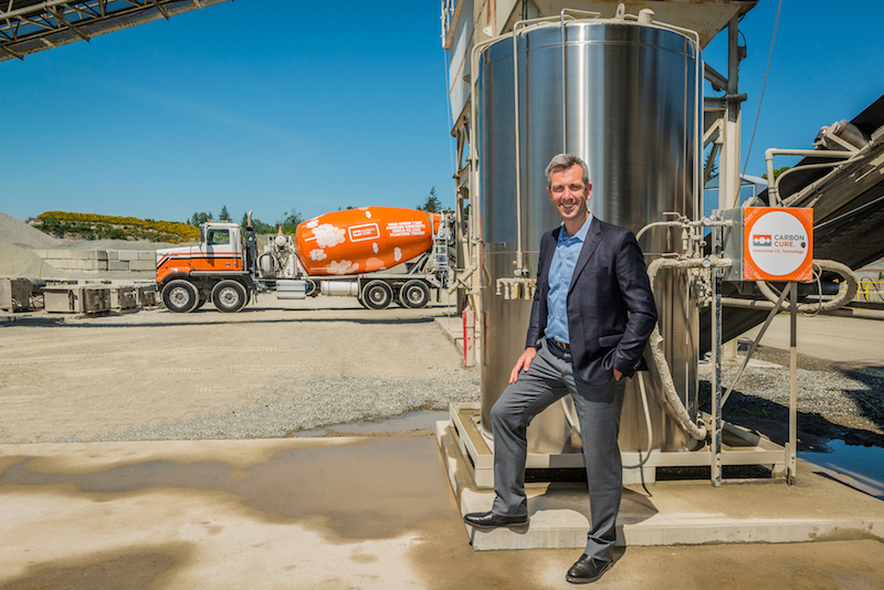 Rob Niven with CarbonCure System and Truck.jpg