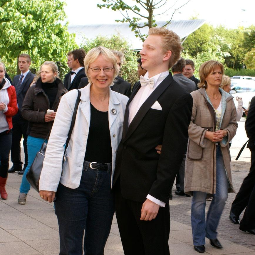 3 years  of Aarhus Business College