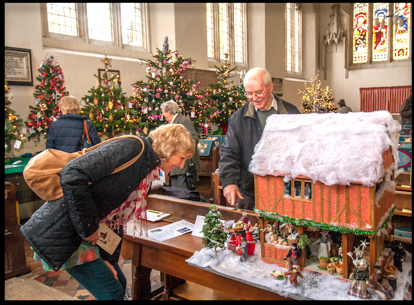 The last Christmas Tree Festival in 2016