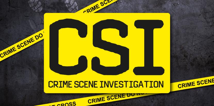 murder mystery csi