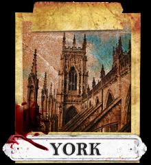 Murder Mystery York