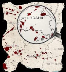 Murder Mystery Oxfordshire