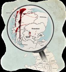 Murder Mystery Scottish Counties