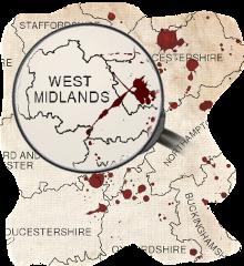Murder Mystery West Midlands