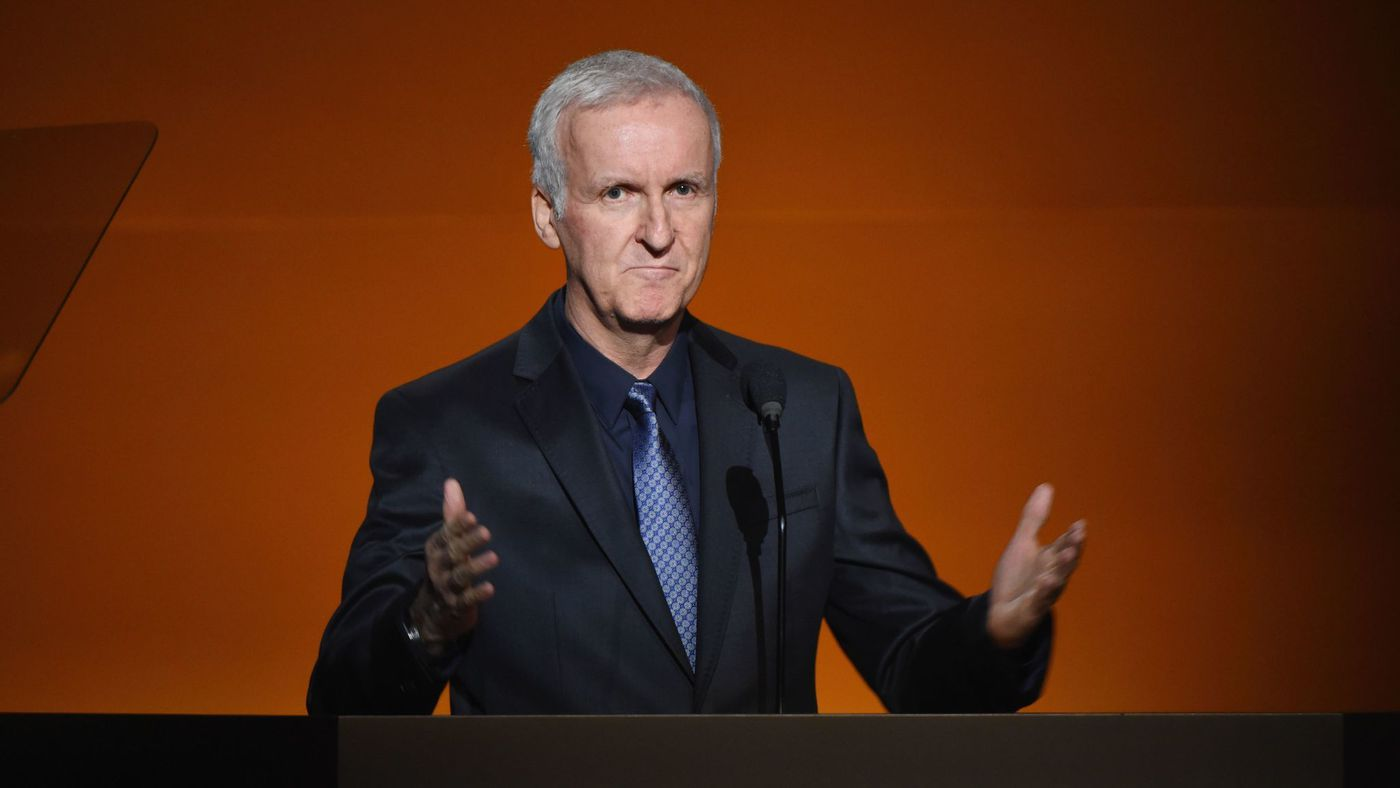We're massively excited to hear the awards ceremony was hosted by none other than visionary director James Cameron.