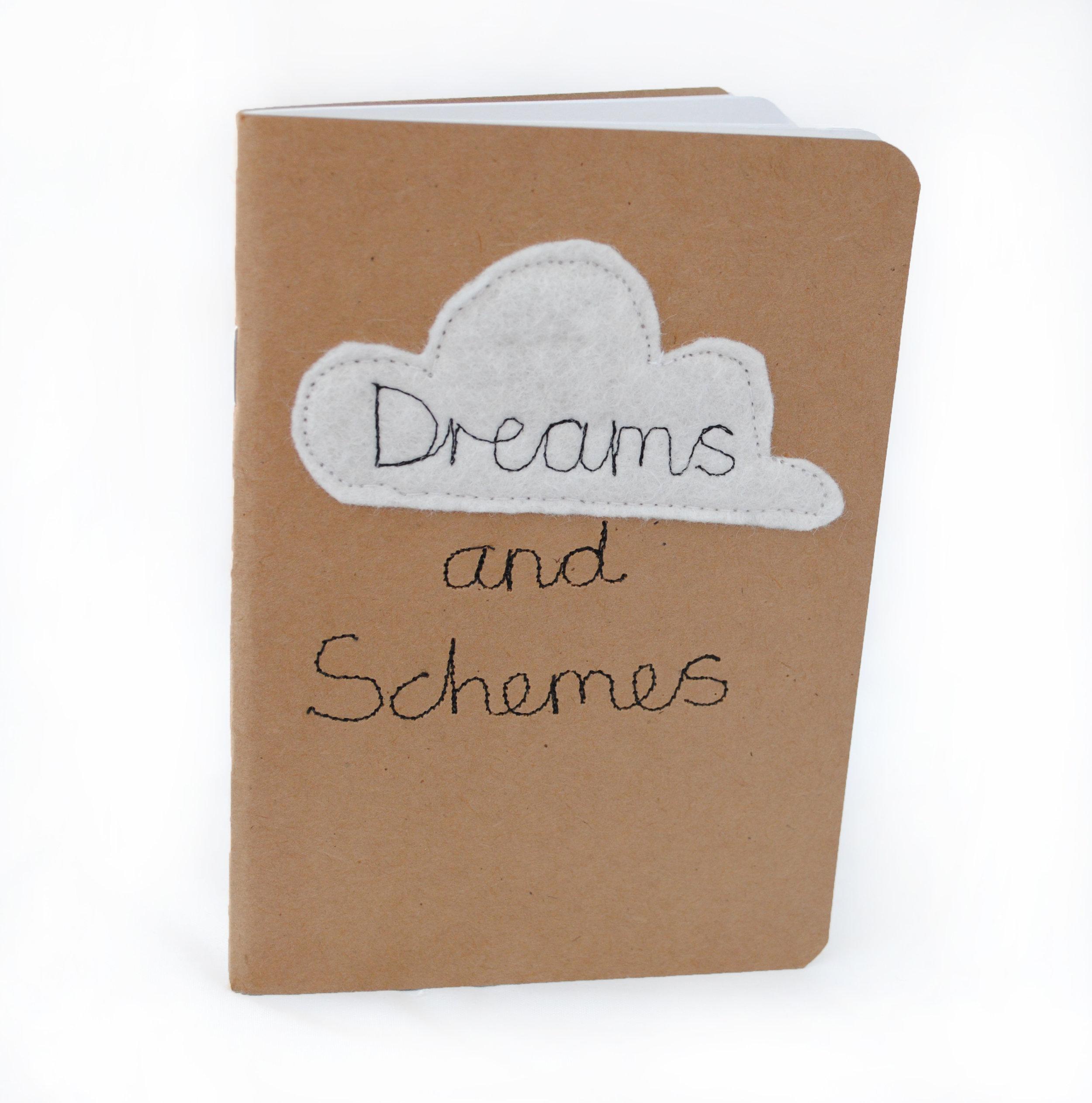 Fee Fraser Note Small Dreams.JPG