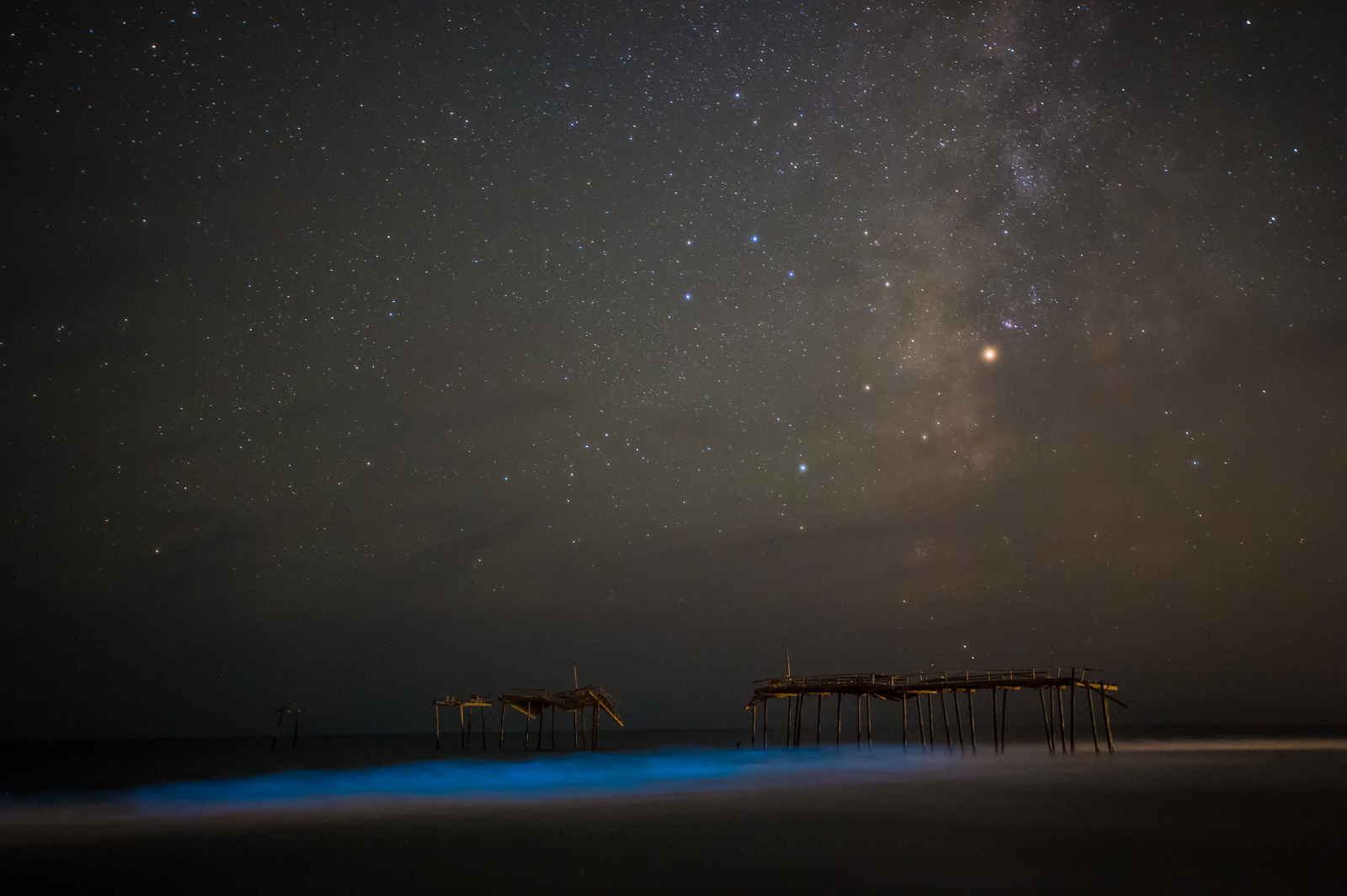 Night Sky Workshop - star trails, light painting, the milky way…..
