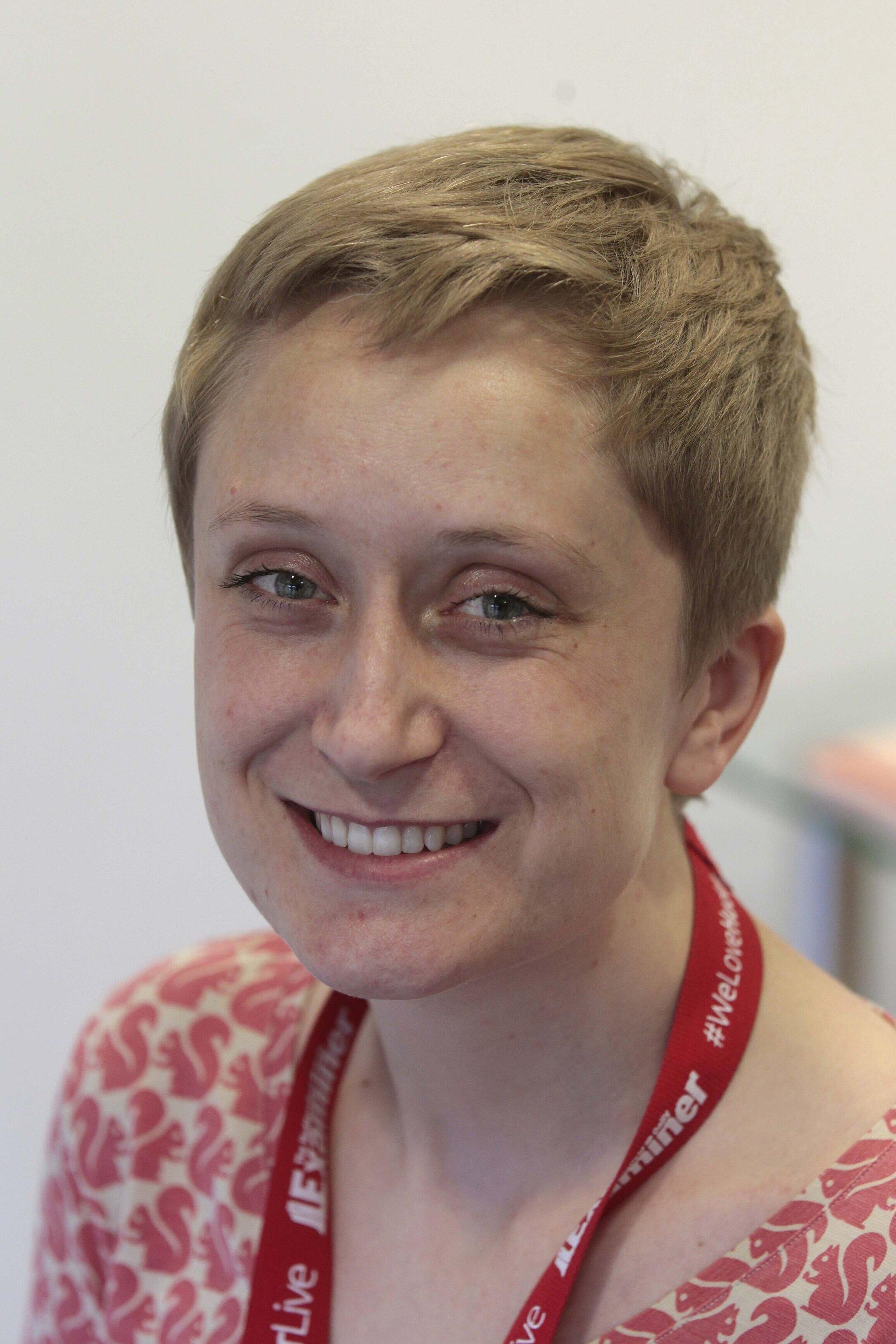 Lauren Ballinger, publisher at ExaminerLive