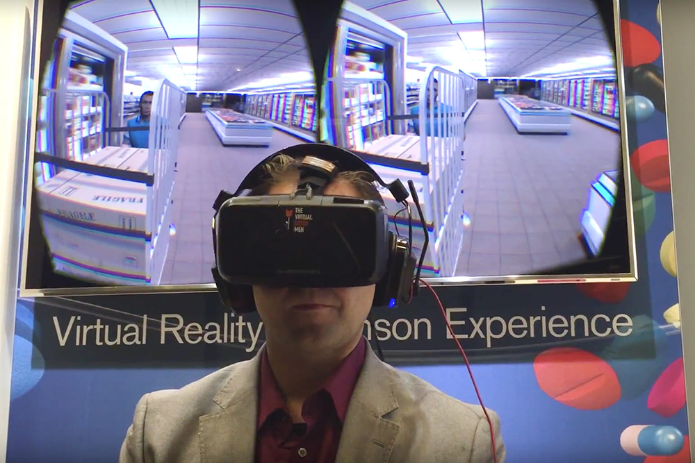 disease VR cousteau