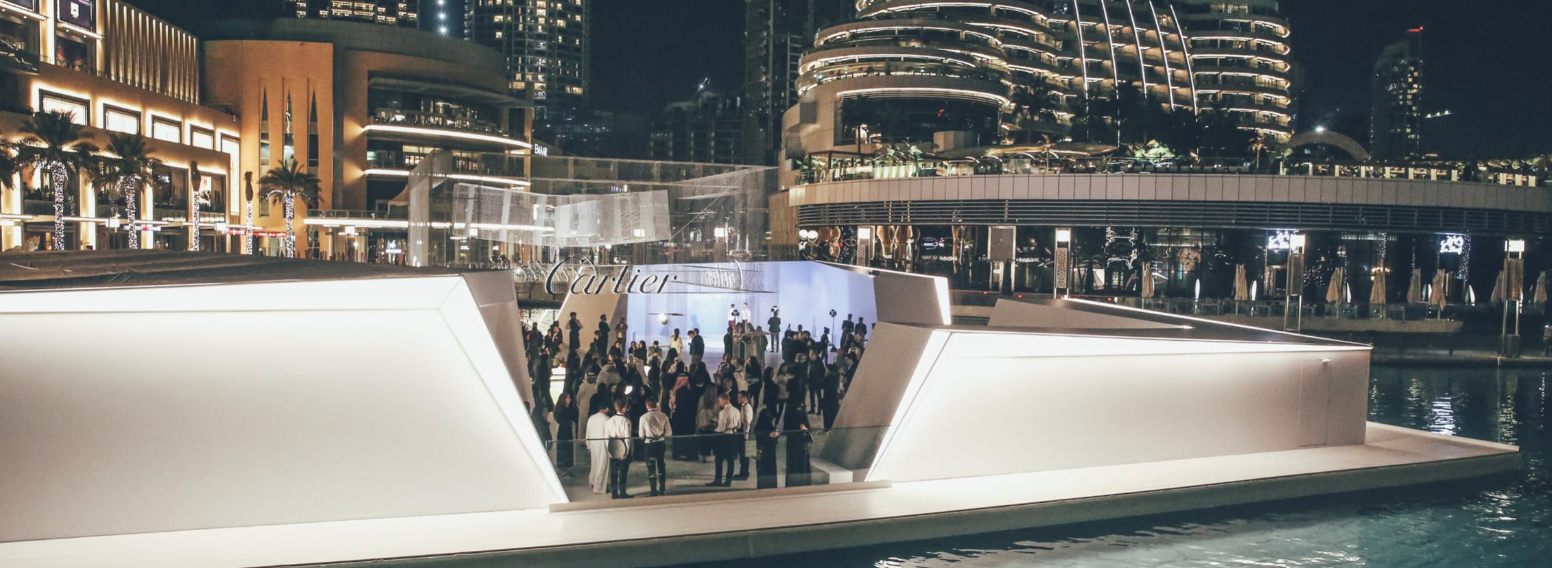 Cartier Cousteau VR Dubai