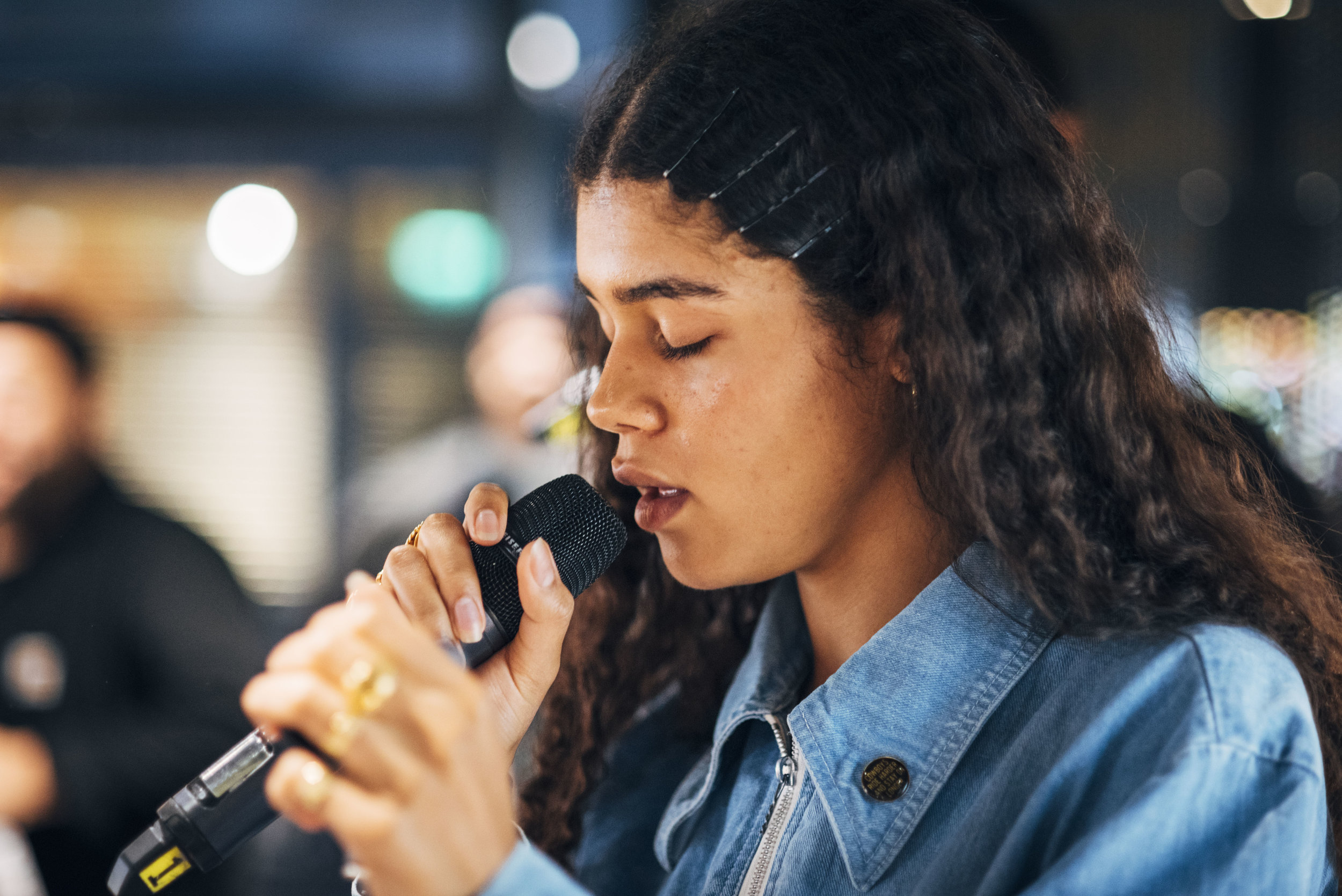 activation - Host an intimate London gig featuring Ama Lou in the Clarks Originals store to a small group of creatives - with an initial gifting suite and dinner