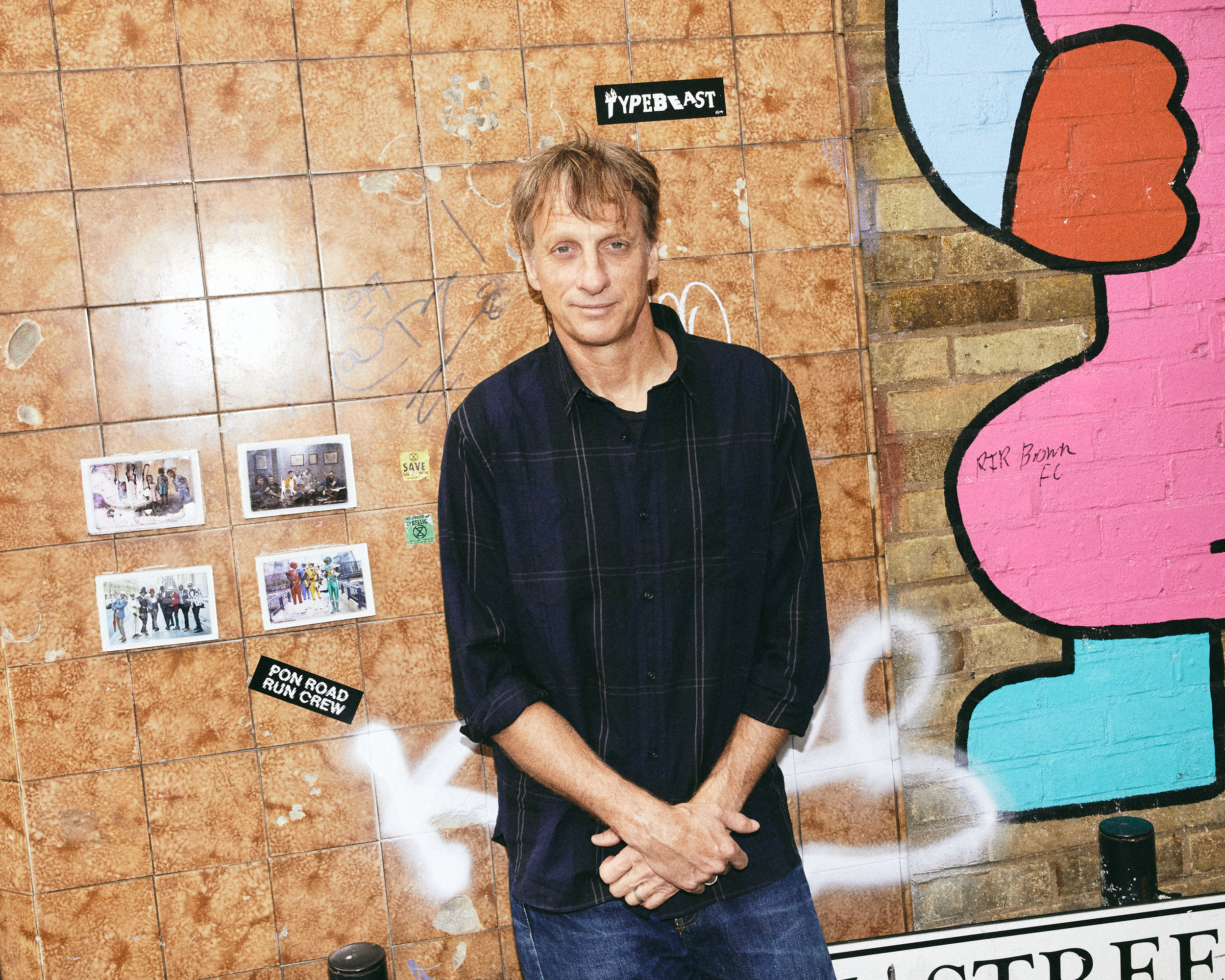 BRIEF - Work closely with legendary skateboarder Tony Hawk and his team to launch Tony Hawk Signature Line clothing to a global audience.