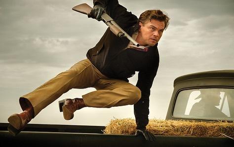 """Trine Riel har skrevet om Once Upon a Time... in Hollywood - Tarantinos filmdiamant, hvor """"fordoblingerne spreder sig dybt""""."""