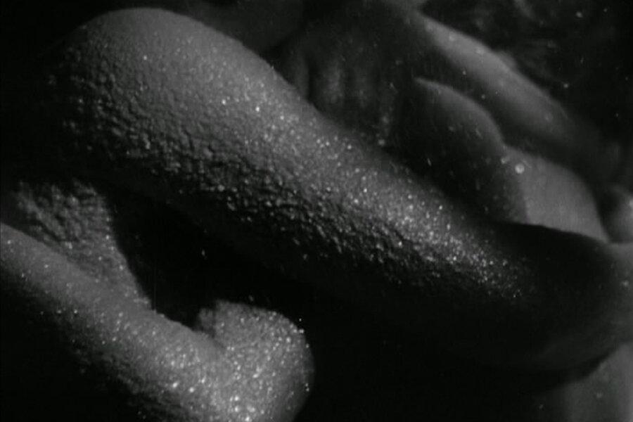 Still fra  Hiroshima mon amour  (1959) af Alain Resnais
