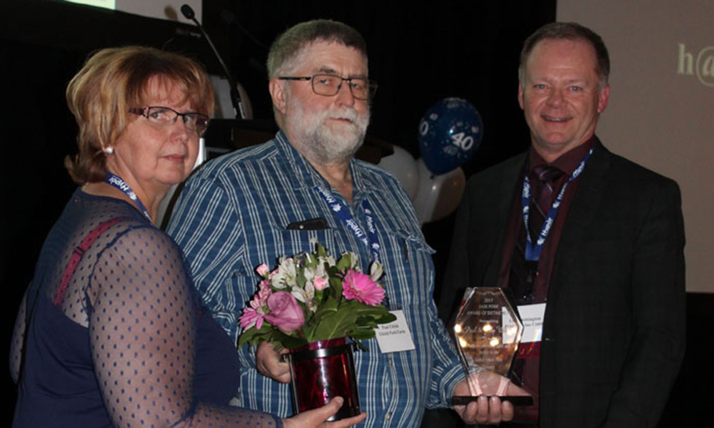 Saskatchewan Pork Industry 2017 Awards of Distinction