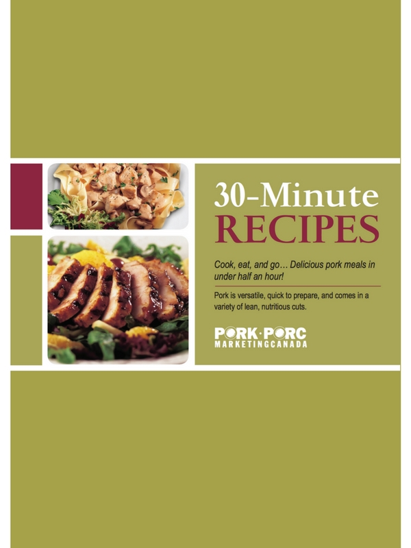 30 Minute Recipes