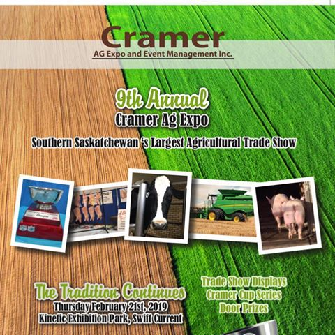 Cramer Ag Expo - Swift Current