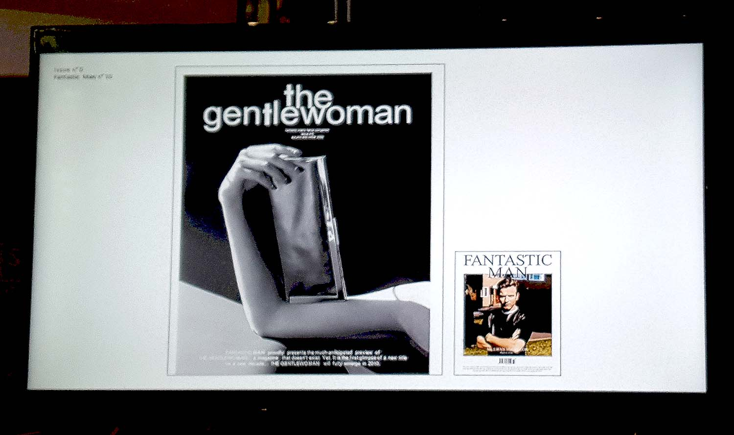 The Gentlewoman Magazine