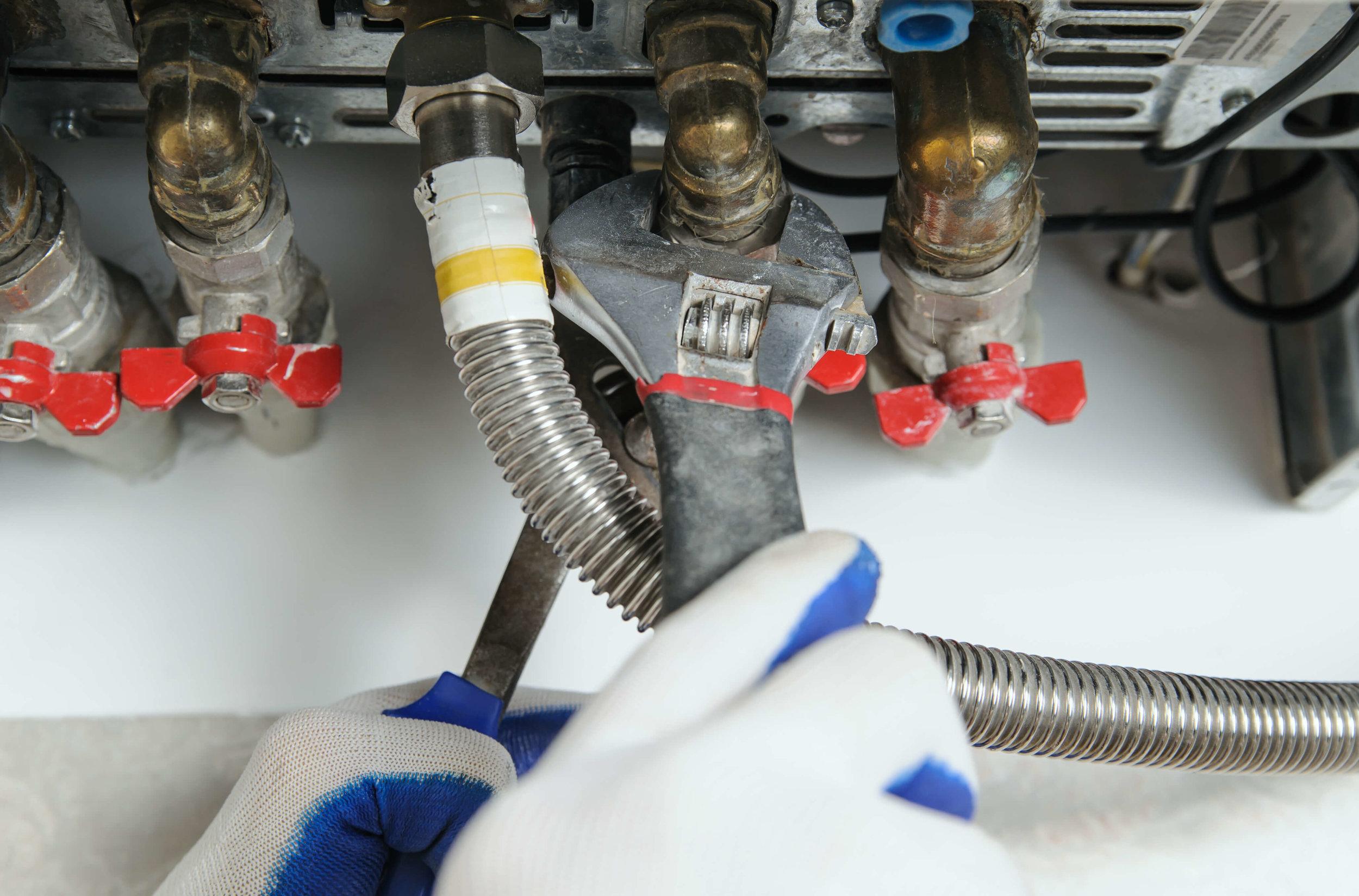 Boiler services -
