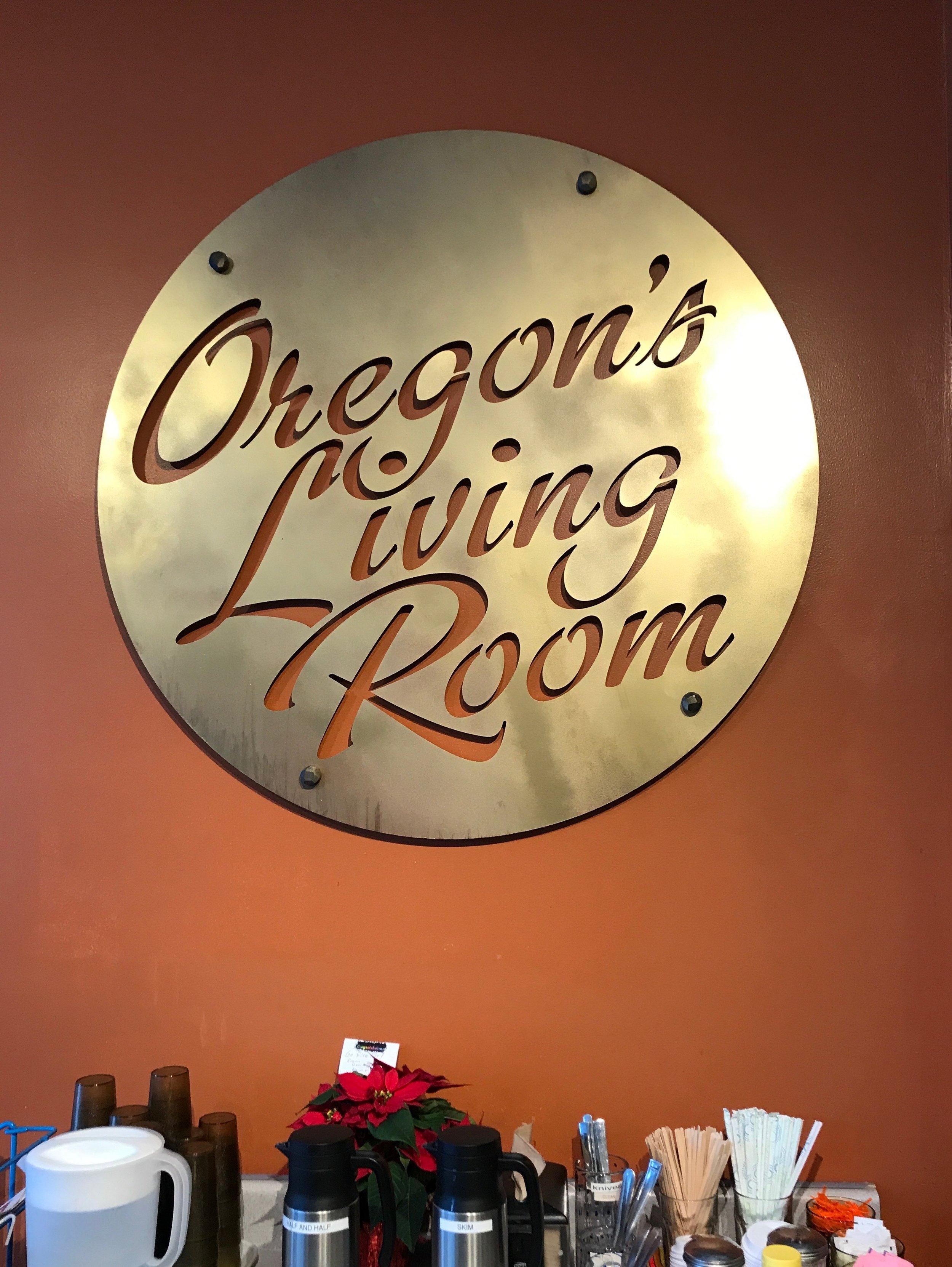 Firefly Coffee House - Oregon, Wi   Size - 4' x 4'