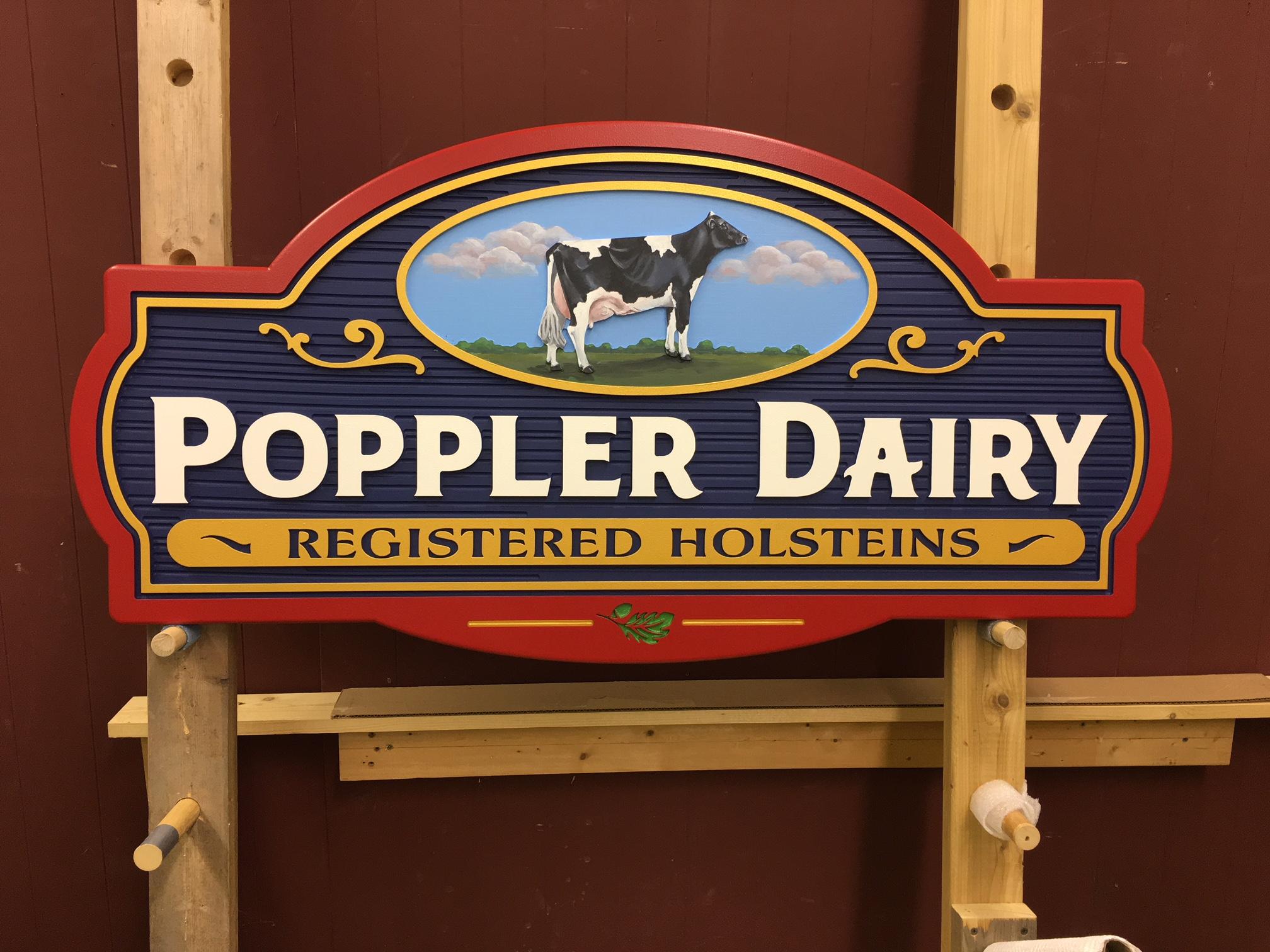 Poppler Dairy