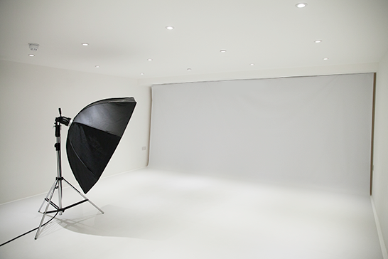 - The photoshoot takes place in our studio in Clapham, London.
