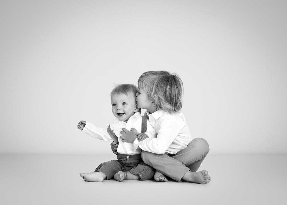 brothers portrait Nousha Photography