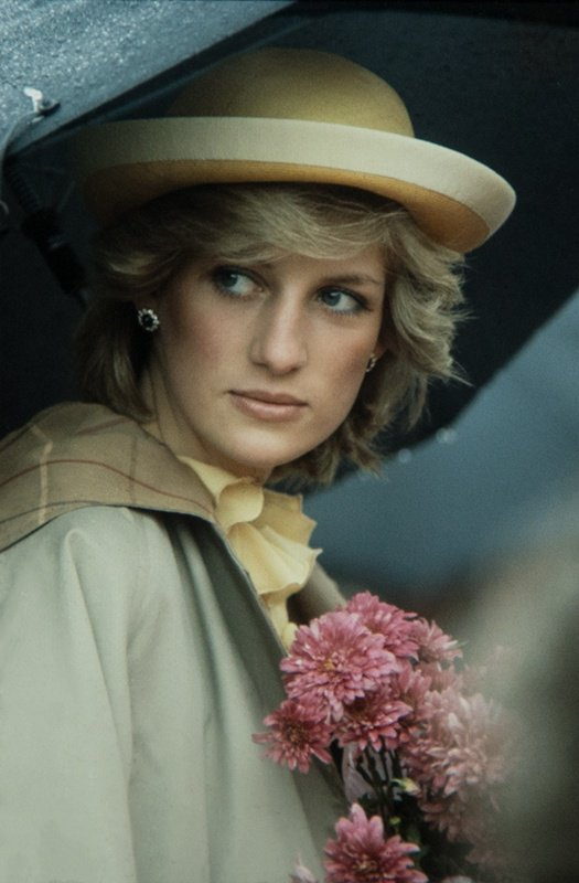 Diana, Princess of Wales, New Zealand Tour, Nousha Photography
