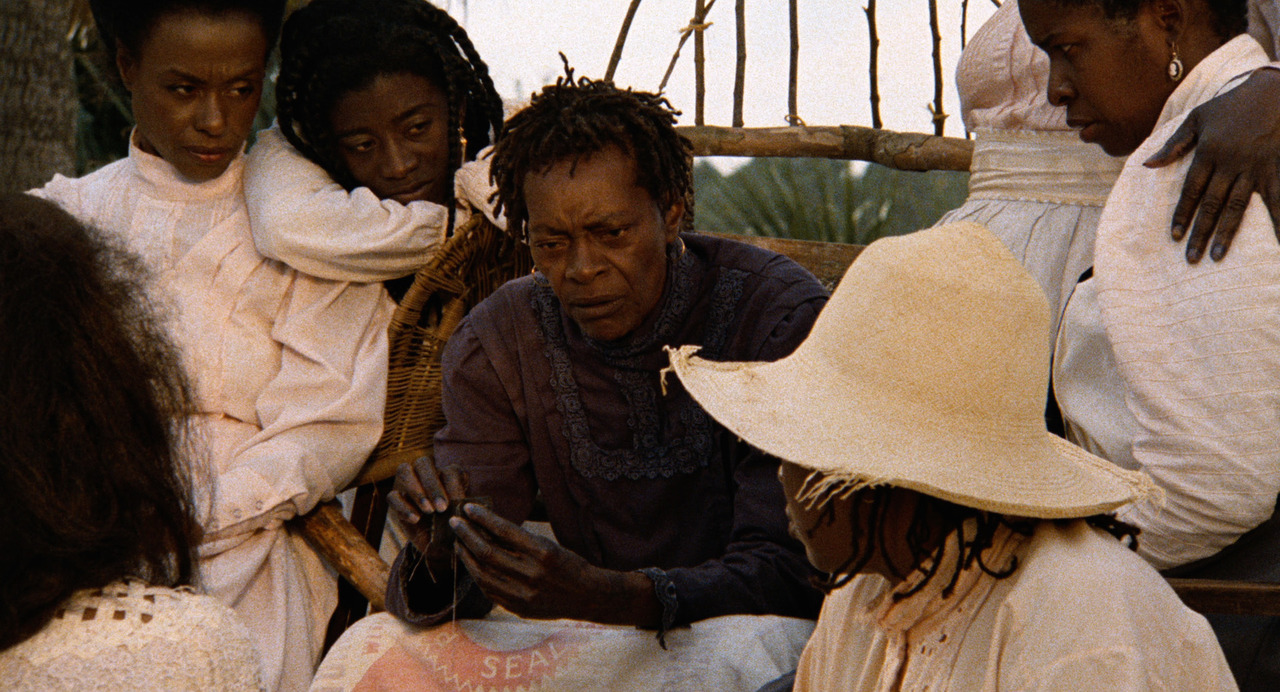 Cora Lee Day in  Daughters of the Dust  (1991)