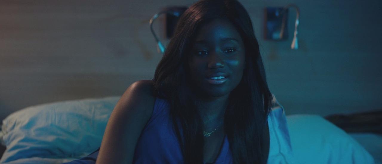 Karidja Touré in  Girlhood  (2014)