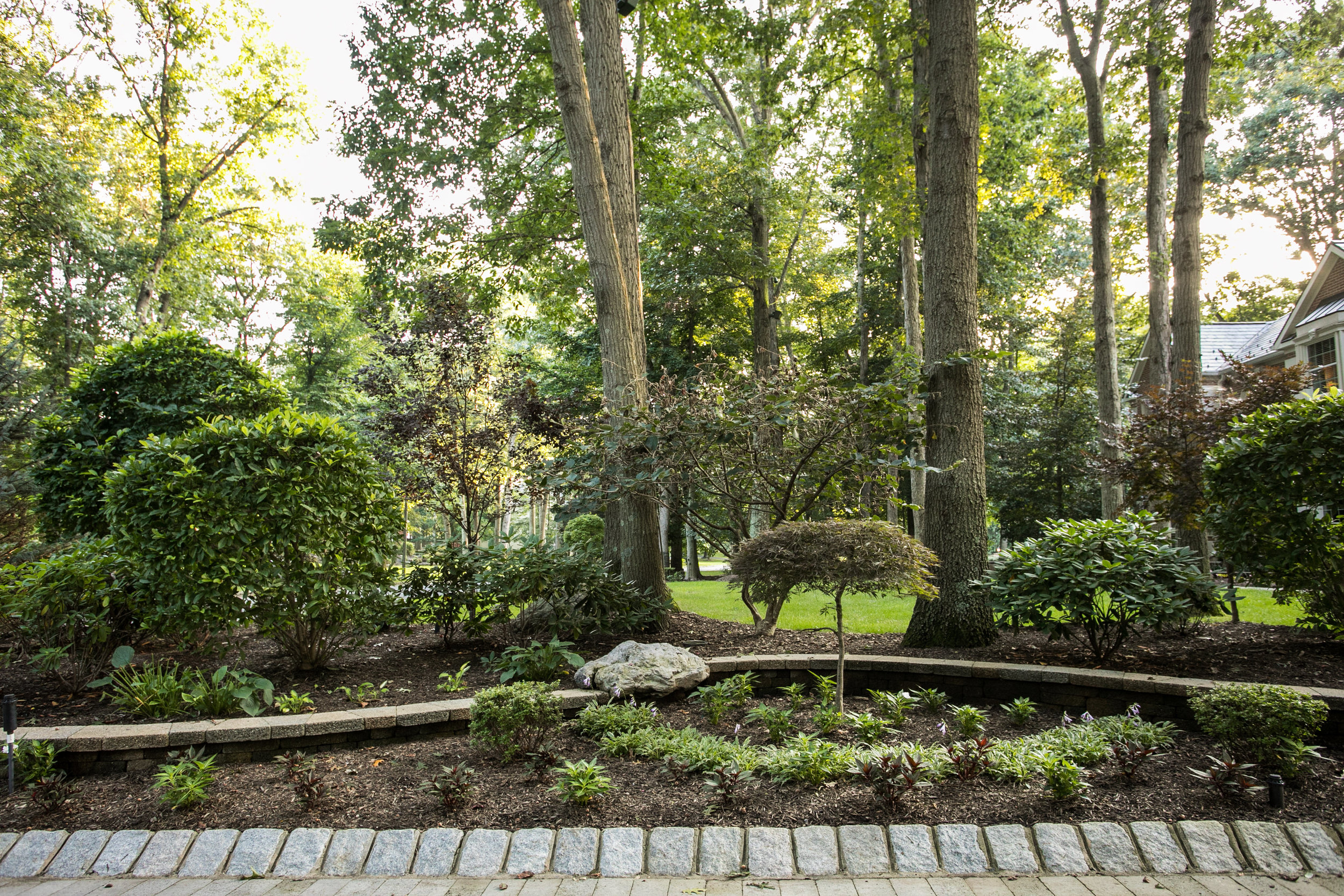 Landscape design in New Jersey, NJ