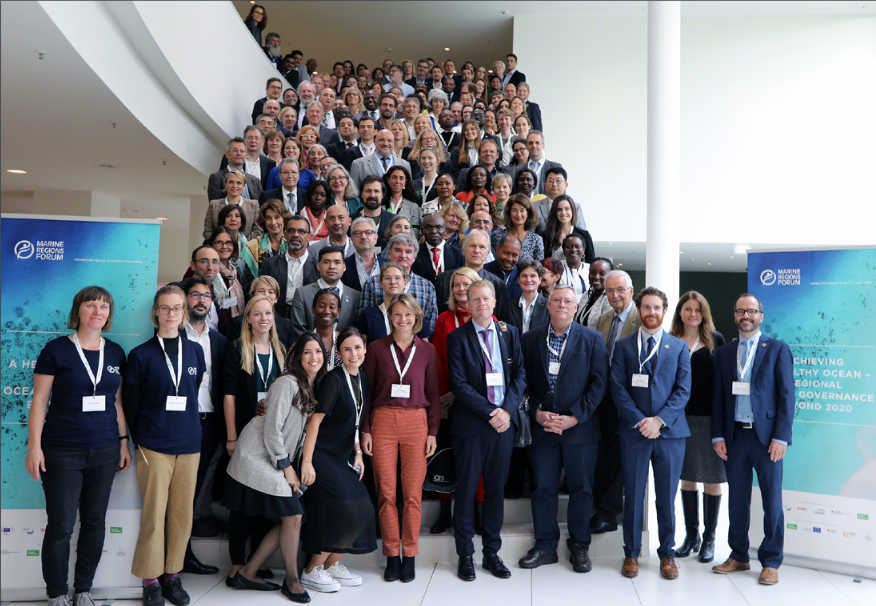 Read the summary report of the first Marine Regions Forum - IISD Reporting Services