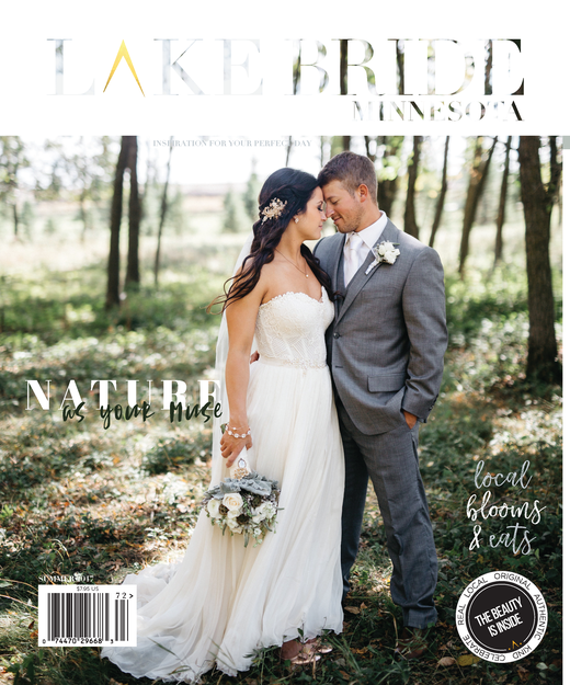 LAKE BRIDE MAGAZINE -