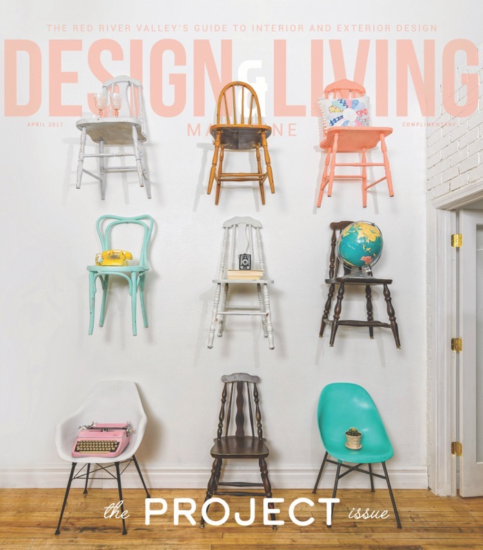 DESIGN & LIVING MAGAZINE -