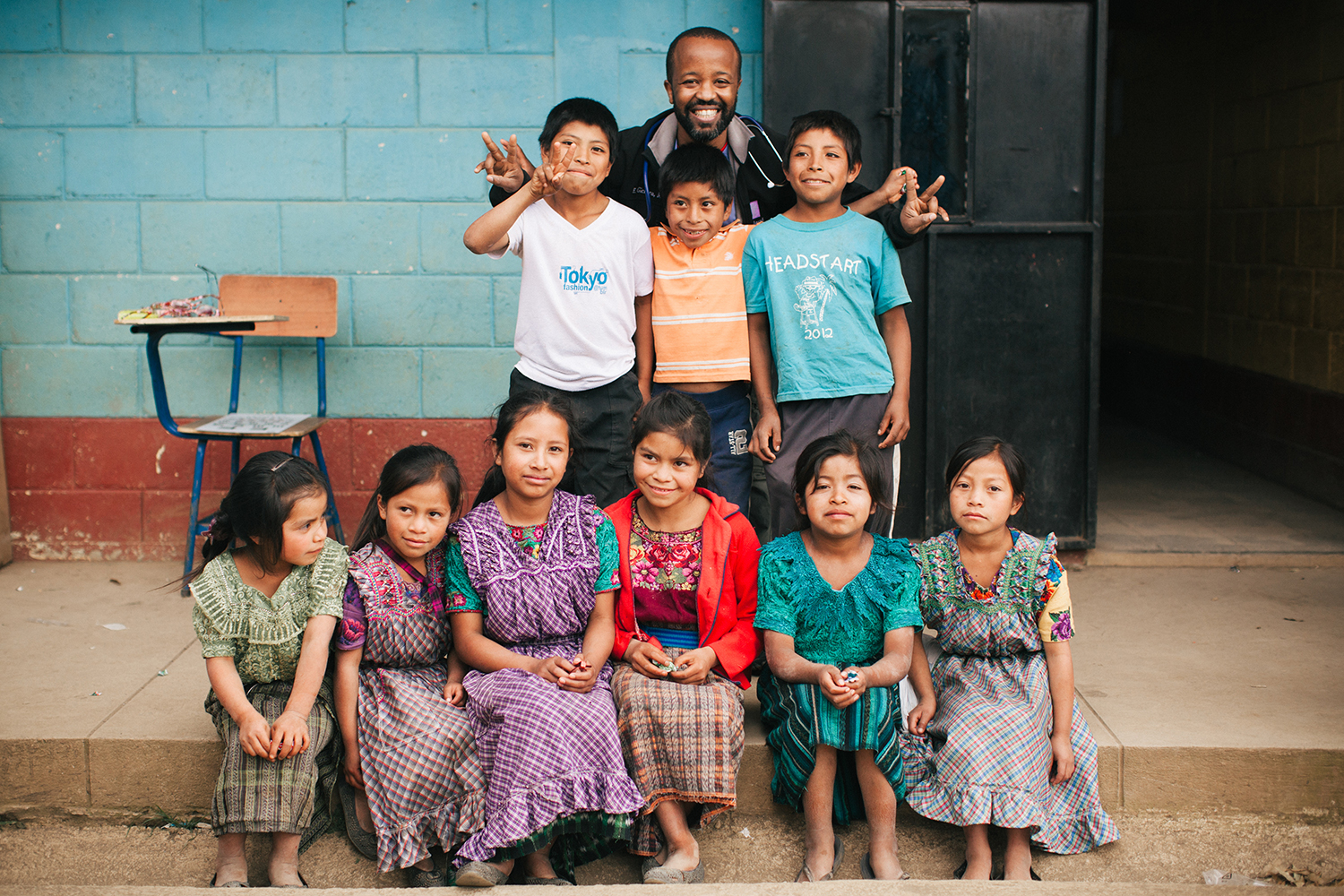La Pila, Guatemala - Donate to support our efforts to provide healthcare, education, and infrastructure to this community in need.