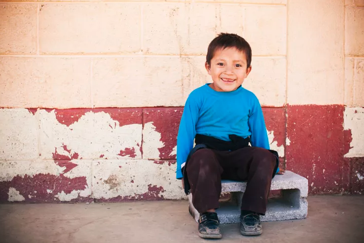 Sponsor a child - Contribute $35/month to provide a child in La Pila basic necessities needed to achieve their God-given potential.