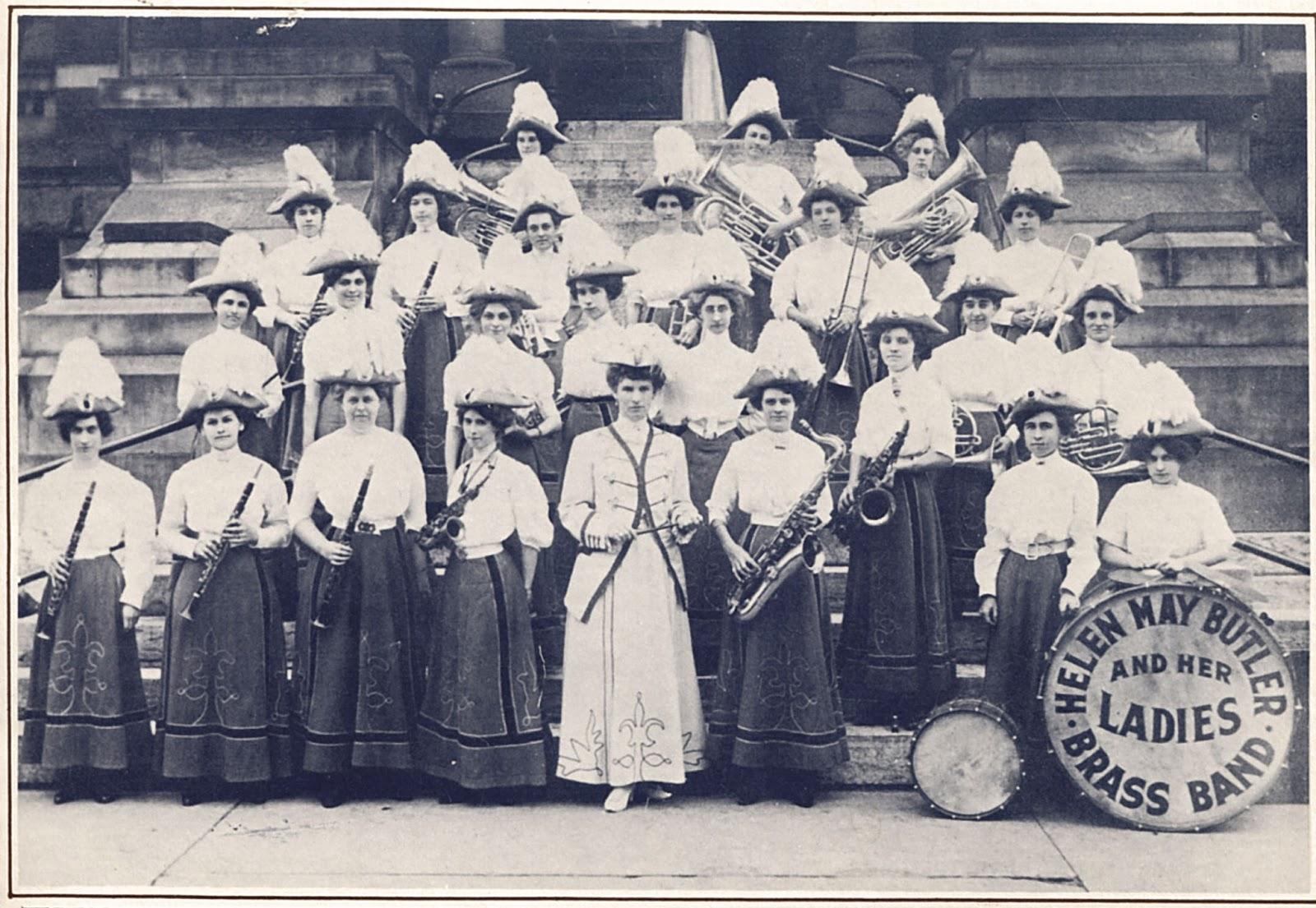Helen May Butler Ladies Brass Band - Mike Brubaker.jpg