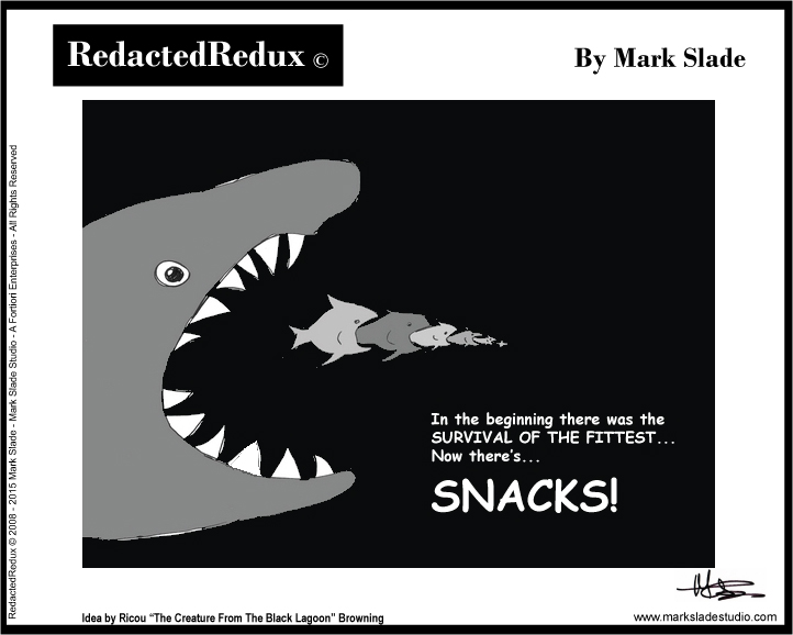 SHARK SNACKS - C058